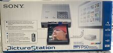 NEW Sony Picture Station Digital Photo Printer DPP-FP50 Sealed In Box