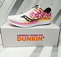 Saucony x Dunkin' Donuts Kinvara 10 Boston Edition 2019 Mens Running Shoes (NEW)