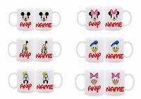 Disney Characters Personalised Gift Mug Tea Customised Birthday Gift Mug Tea Cup