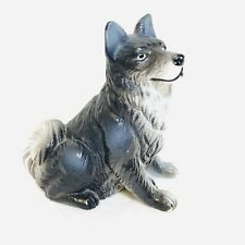 """Vintage New-Ray Soft Rubber Brussels Griffon Bruxellois Dog Toy Figure 2 1/2"""""""