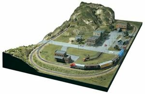 WOODLAND SCENICS ALL SCALE MOUNTAIN VALLEY SCENERY KIT | BN | 928