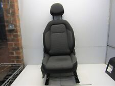 CITROEN C3 PICASSO 2009-17 OFFSIDE/DRIVER/RIGHT FRONT SEAT WITH AIRBAG    #4914V