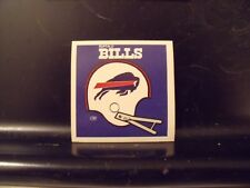 1977 NFL Football Helmet Sticker Decal Buffalo Bills Sunbeam Bread