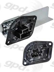 HVAC Blower Motor Resistor Global 1711716