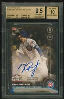 KRIS BRYANT 2016 Topps Now AUTO World Series #/199 BGS 9.5/10 (2 10 subs) GEM