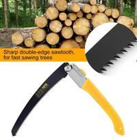 HOT 280mm Folding Universal Hand Saw For Cutting Garden Pruning Gardening Tools