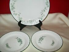 CORELLE CORNING   CALLAWAY 1 DINNER PLATE 2 SALAD PLATES