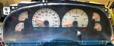 2001 FORD F150 USED DASHBOARD INSTRUMENT CLUSTER FOR SALE