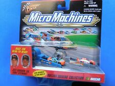 MICRO MACHINES WINNERS CIRCLE JEFF GORDON TONY STEWART PLAY SET