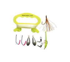 Fishing Kit Ultralight Pocket Emergency Survival Tackle Set Bcb International