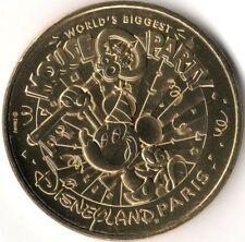 Monnaie de paris disney 90 ans de Mickey disneyland paris