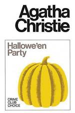 Hallowe'en Party by Agatha Christie (Hardback, 2009)