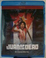 Juan of the Dead Blu-ray (2014 - e one) ~ Cult Cuban Zombie Splatter