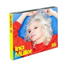 INA MÜLLER -  55 (Premium Edition + Duette) 2CD NEU & OVP (Das neue Album 2020)