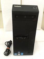 Lenovo ThinkCentre M91P Tower BAREBONE NO(CPU,MEMORY,HDD) DVD+RW,NO OS,WIN 7 COA