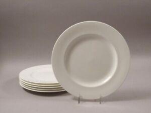li2/1  DIBBERN fine bone china  Classic  6 Dessertteller Ø 24.2cm