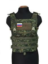 Vest M2 for Armor Plates (Plate Carrier) in Digital Flora pattern by ANA