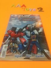 Comic G I Joe vs. Transformers #4 Cover A Image Comics Vf