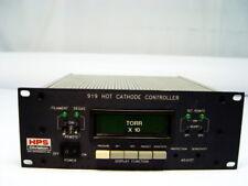 MKS Instruments HPS 919 Hot Cathode Controller