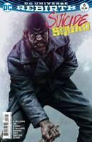 Suicide Squad #6 Bermejo Var Cover DC Universe Rebirth Comics 1st Print 2016