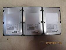 3 x SCSI Ultra Wide2 Fujitsu 18gb + 9gb hard drives untested