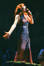 """12""""*8"""" concert photo of Kate Bush playing at Liverpool in 1979"""