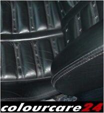 Kit Rinnova Colore Spallina Pelle Ferrari NERO Ritocco 308  328 Mondial 348 ts
