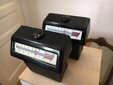 Siemens Aussteuerungsmesser/Lichtmesser Vintage, aus Eckmiller-Pult