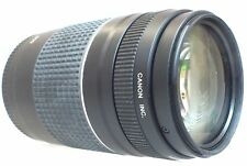 CANON ZOOM 75-300mm f/4-5.6 III Canon EF Mount Camera Lens - L23