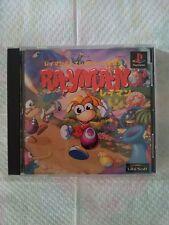 RAYMAN Rarest SONY PLAYSTATION VIDEOGAMES PS JAP JAPANESE PSX PS1