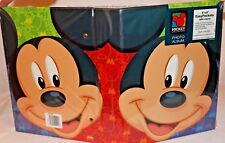 """Mickey Photo Album (Holds up to 150 - - 4'' by 6"""" and/or 3"""" by 5"""" Prints)"""