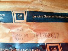 Auto Trans Detent Cable GM 1262617