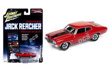 JOHNNY LIGHTNING JACK REACHER TOM CRUISE 1970 CHEVY CHEVELLE SS 1/64 CAR JLCP002