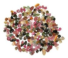 Watermelon Tourmaline Crystals Mix Colour 25 Grams 180+ Piece 3- 9mm