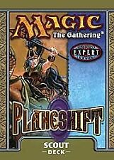 Planeshift Theme Deck Scout (ENGLISH) FACTORY SEALED BRAND NEW MAGIC ABUGames