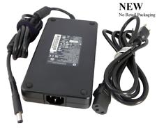 Nuevo Genuino 230 W adaptador de alimentación de CA para HP EliteBook 8770 W 8760 W HP Zbook 17 Quintoceno