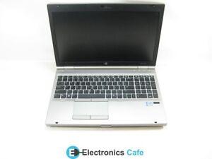 "HP EliteBook 8570p 15.6"" Laptop 2.40 GHz i7-3630QM 4GB RAM (Grade B)"