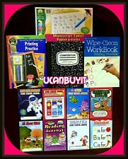 1st Grade Beginner Journals, Printing, Composition & Writing Workbooks Ages 5-7