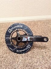 SRAM Red Crankset Carbon 175 mm with Rotor Q Rings 53 / 39T 10 Speed