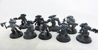 Warhammer 40k Space Marine squad Wolves  army lot blood claws