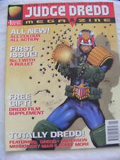 Judge Dredd Megazine  Vol 3 Issue 1 - July 1995