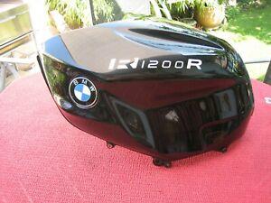 BMW R1200R R1ST Tank mit 3D Tankpad