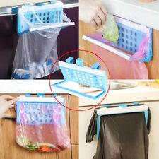 FR_ EG_Pliable Plastique Sac à ordures étagère accrochant Trash cuisine déch