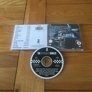 THE SPECIALS - THE SPECIALS SINGLES (1991 CD ALBUM) MINT CONDITION