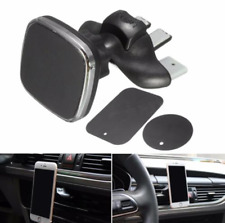 360° CD/DVD Car Slot Air Vent Holder Magnetic Stand Mount For Mobile Phone