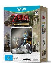 The Legend Of Zelda Twilight Princess HD Game Wolf Link Amiibo Audio CD Wii U