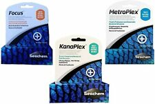 Seachem 3 Piece Treatment Kit, 1-Focus, 1-Metroplex, and 1-Kanaplex (5 Grams Eac