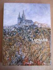 PIERRE LAPRADE (1875 - 1931). Editions THALIA. François ROUSSIER. PEINTURE.