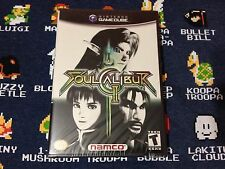 Soul Calibur 2 NON-PLAYER'S CHOICE BRAND NEW SEALED  (Nintendo GameCube, 2003)