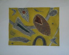 Henri GOETZ (1909-1989) Composition signée P1704